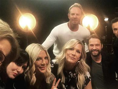'Beverly Hills, 90210' Cast Reunites for First Table Read