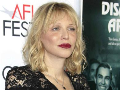 Courtney Love Is Back on Uncle Sam's Bad Side with Another Tax Lien
