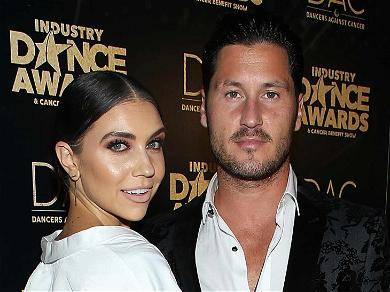 Val Chmerkovskiy Planning His Wedding While on the Road with 'DWTS: Live!'