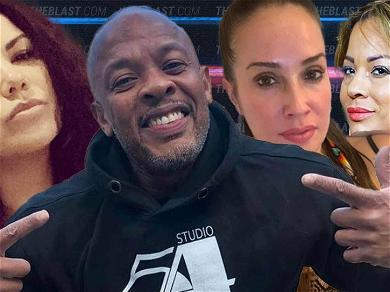 Dr. Dre's Wife Can't Grill His Alleged Mistresses In Divorce … For Now