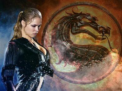 Ronda Rousey Revealed as Sonya Blade in 'Mortal Kombat 11'