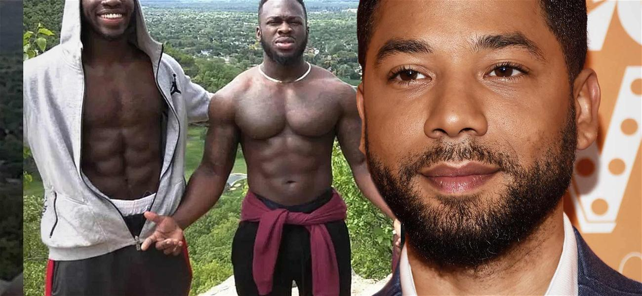 Nigerian Brothers Involved in Jussie Smollett Attack Sue Actor's Legal Team Saying Gay Comments Endangered Their Lives