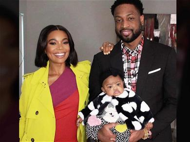 Dwyane Wade & Gabrielle Union Bank on 'Shady Baby' Kaavia James Becoming Famous