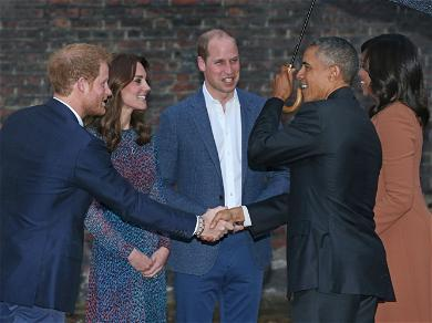 Prince Harry Reveals His Embarassment During Dinner With The Obamas