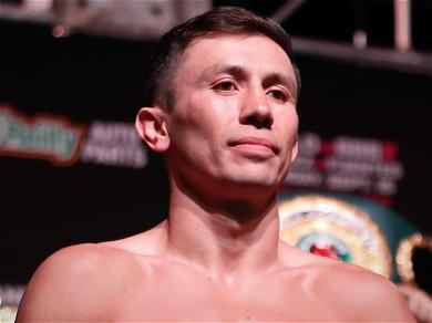Boxing Star Gennady 'GGG' Golovkin Sues Former Managers for $3.5 Million