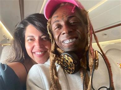 Lil Wayne Drops Hint That He Married Model Denise Bidot With Joyous Tweet