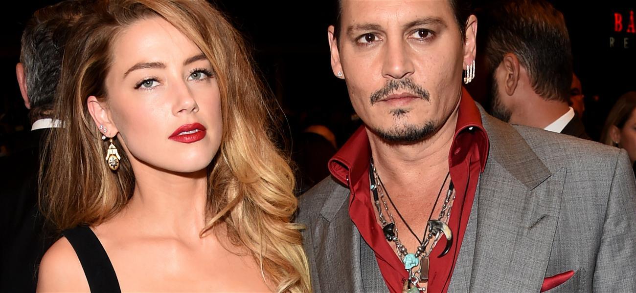 New Tapes Garner Support For Johnny Depp Against Amber Heard