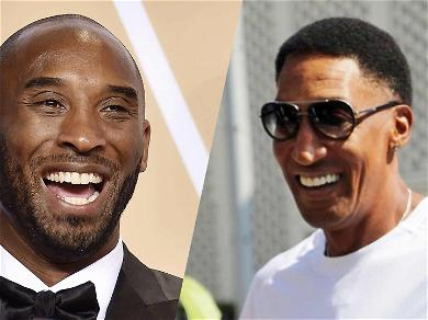 Scottie Pippen Remembers Kobe Bryant On And Off The Court: 'Kobe Wanted To Be Like Mike'