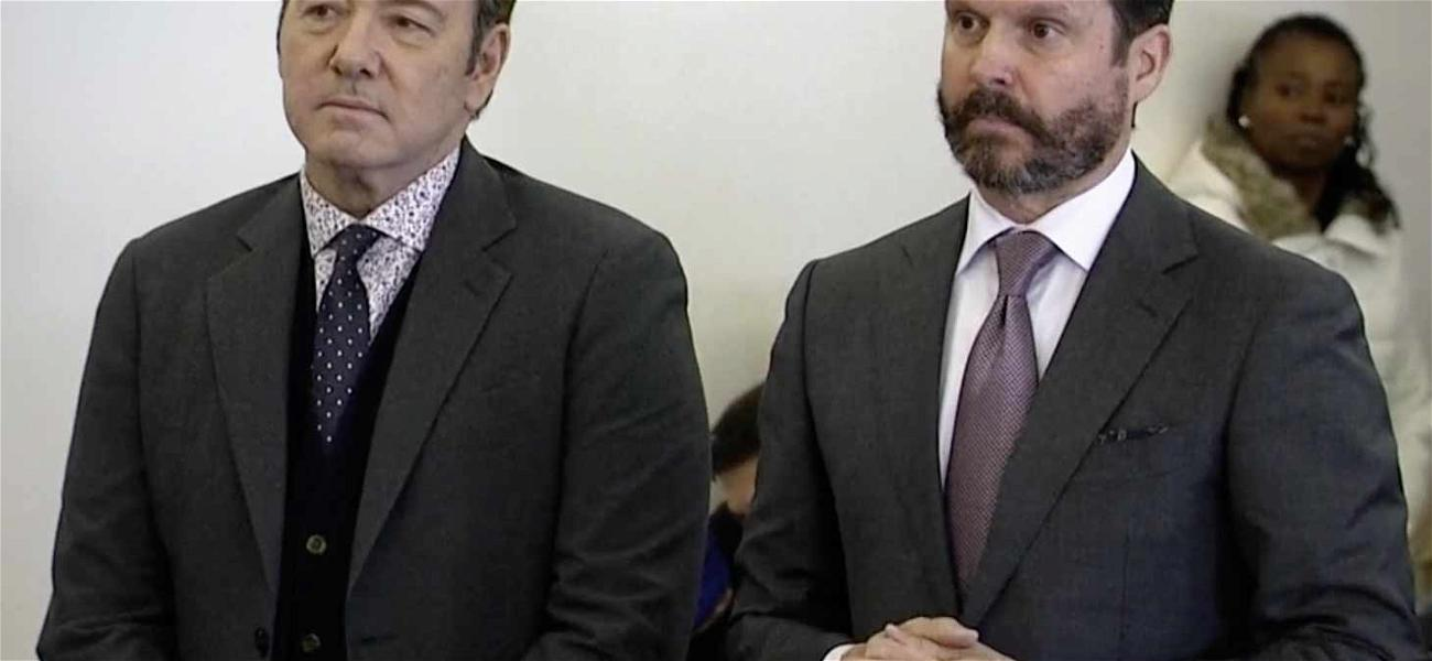 Kevin Spacey Enters Not Guilty Plea to Sexual Assault Charge Following Brief Court Appearance