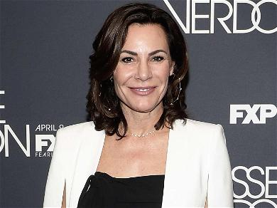 'RHONY' Star Luann de Lesseps Scolded by Probation Officer for Being in 'Denial That She Has a Sobriety Issue'