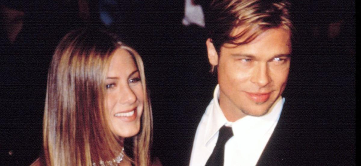 Jennifer Aniston SparksReunion Rumors With Brad Pitt!