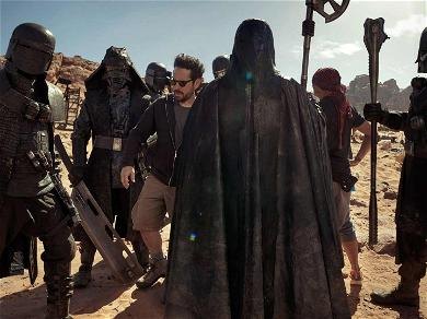 'Star Wars: The Rise of Skywalker' Reveals Infamous Knights of Ren