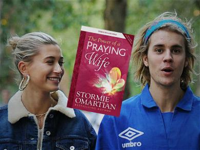 Hailey Bieber Looks Towards the Power of Prayer for Marriage Advice
