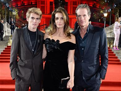Here Is Why Cindy Crawford's Son Presley Got A Face Tattoo