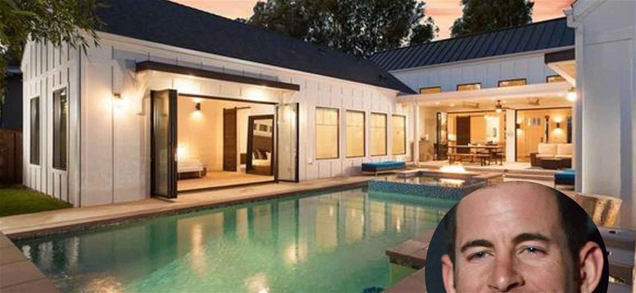 'Flip or Flop' Star Tarek El Moussa Drops $2.28 Million on New O.C. Mansion