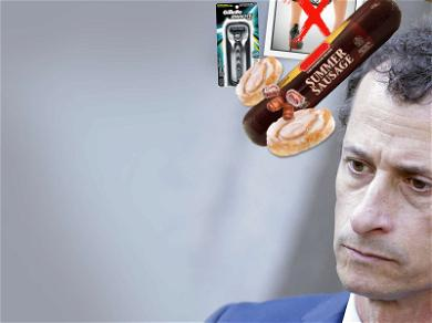 Anthony Weiner Prison Life May Include Tasty Treats and Computers, But No Nudes