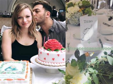 Francesca Eastwood Reveals Baby Name During Peter Rabbit-Themed Shower