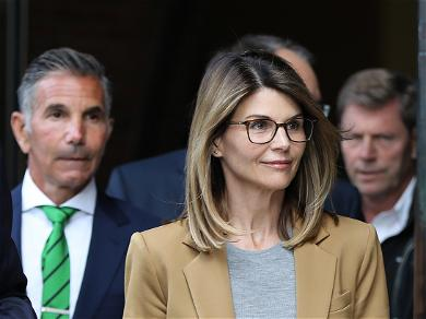 Lori Loughlin's Husband Mossimo Inks College Bribery Case Order With Famous Clothing Logo