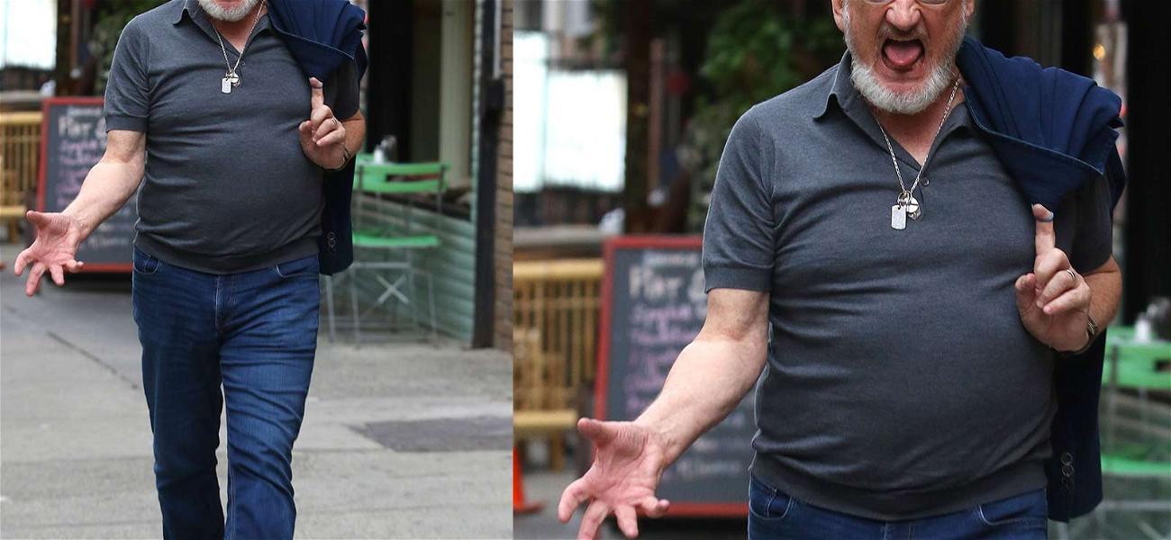 Robert Englund Might Be Frozen as 'Freddy Krueger'