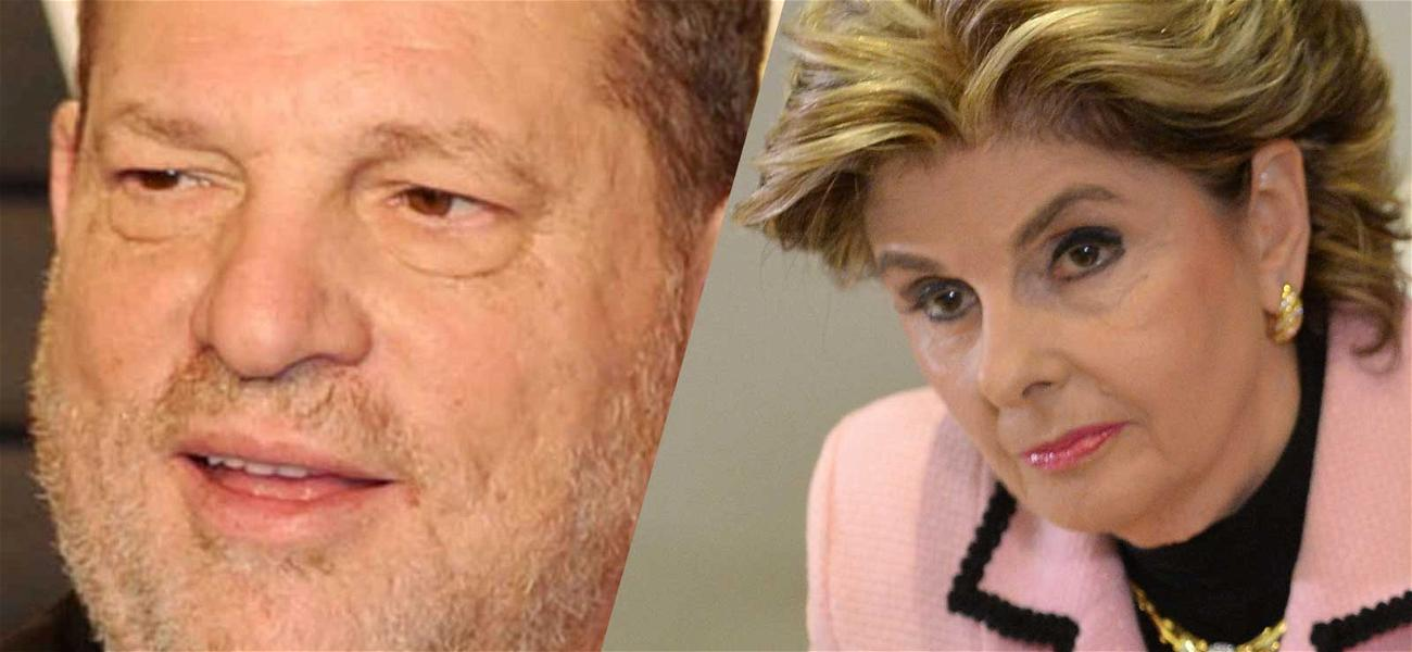 Reality Star Represented by Gloria Allred Listed as Creditor in Weinstein Co. Bankruptcy