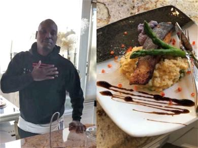 Tyrese (and His Personal Chef) Comfort The Game After the Rapper's Father Dies