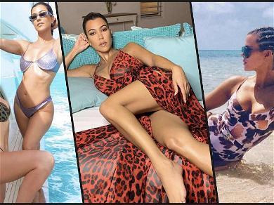 Every Fabulous Pic from Khloé & Kourtney Kardashian's Turks & Caicos Getaway
