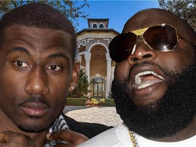 Rick Ross Buys Amare Stoudemire's Florida Mansion For $3.5 Million In Cash