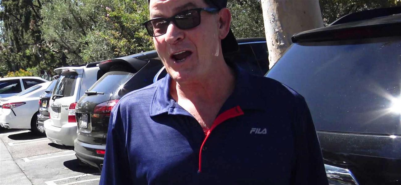 Charlie Sheen Preparing for 'RHOBH' with Denise Richards: 'I'll Be On It'