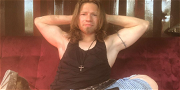 'Alaskan Bush People' Bear Brown Gets Special Father's Day Message from Son