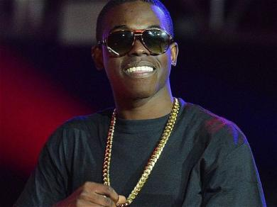 Bobby Shmurda Turns Down Alcoholic Drink At Club After Prison Release