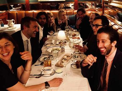 'The Big Bang Theory' Assembles for the Last Supper Before Series Finale