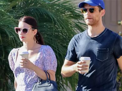 Emma Roberts Is PREGNANT! — Actress Expecting First Child With Boyfriend Garrett Hedlund