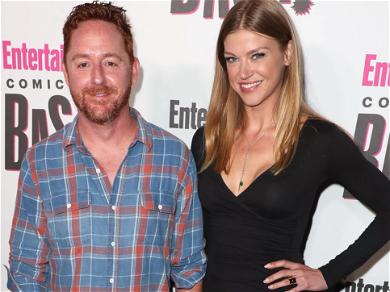 Scott Grimes, Voice Of Steve On 'American Dad,' Wife Adrianne Palicki Files For Divorce…Again!