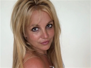 Britney Spears Shakes Her Booty In Minuscule Shorts To Justin Timberlake!