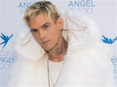 Aaron Carter Hits Back at Drug Accusations By Taking Pee Test