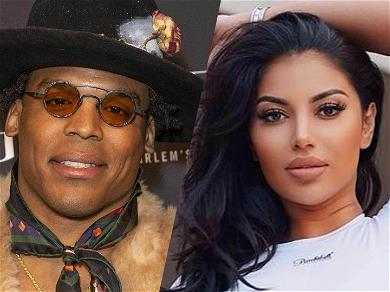 Cam Newton Spotted With Girlfriend La Reina Shaw For First Time Ever