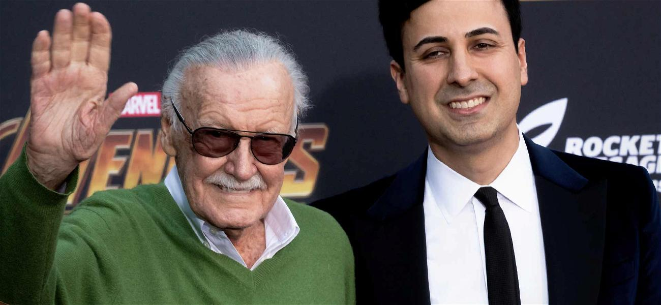 Stan Lee's Former Business Manager Cops Plea in False Police Report Case