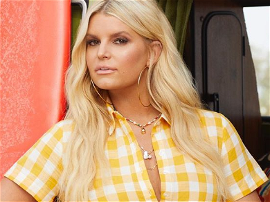 Jessica Simpson Is A 'Fiend' On The Floor While Expanding Empire