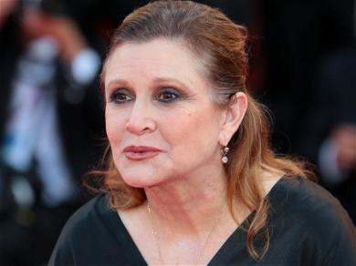 Inside Carrie Fisher And Harrison Ford's Shocking On-Set Romance