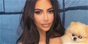 Kim Kardashian Studies Law In String Bikini