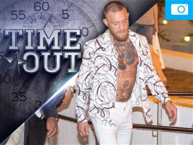 Conor McGregor is Too Sexy for His Shirt