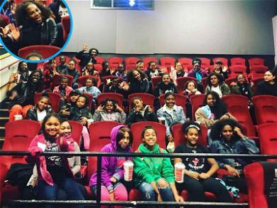 Serena Williams Screens 'Black Panther' With Girls Non-Profit: 'This Is a Huge Moment For Us'