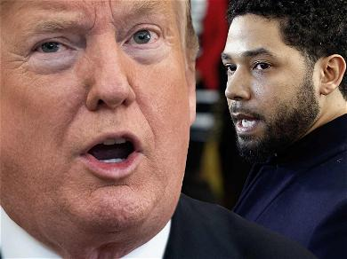 Donald Trump Calls Jussie Smollett a 'Third Rate Actor' During Latest Rally