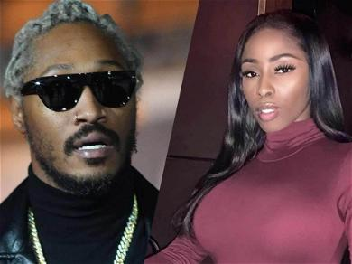 Rapper Future Sued By Baby Mama Eliza Reign, Accused Of Never Meeting His 1-Year-Old Daughter