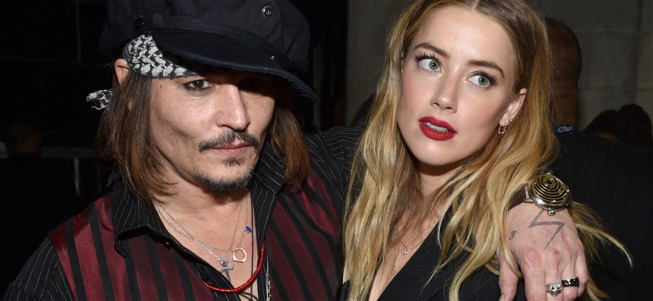 Amber Heard Adds 'Time's Up' Lawyer to Team, Rips Johnny Depp Lawsuit for Being Ironic