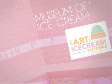 Museum of Ice Cream Sues Rival Ice Cream Pop-up Shop for Stealing Their Flavor