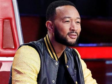 John Legend Admits He Wants To 'Sing About Sex'