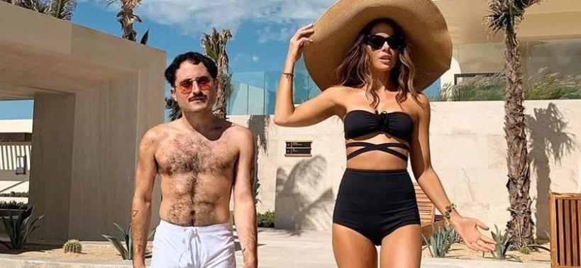 Kate Beckinsale Sizzles In Black Bikini For 'Assumed Boyfriend' Birthday Video