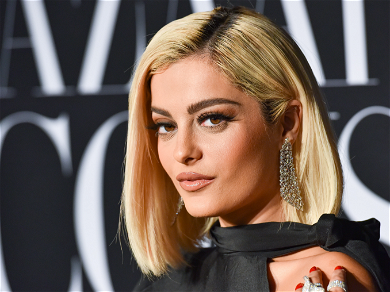 Bebe Rexha Backs It Up on A Private Jet, Pilots Don't Seem To Mind