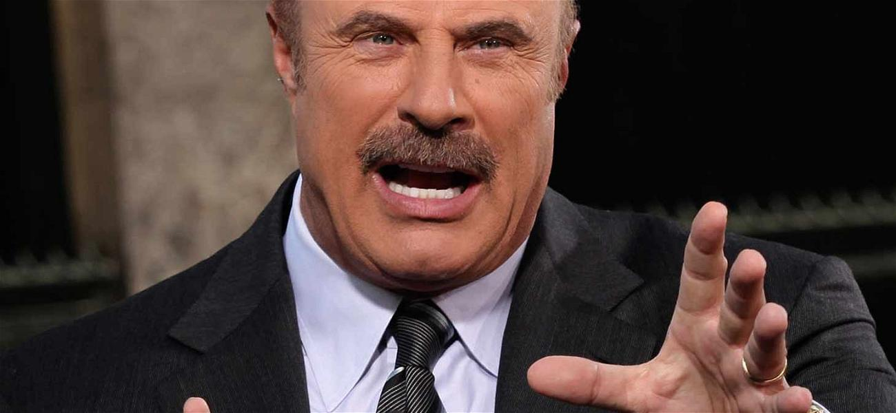 Dr. Phil Cuts Staff Holiday Paychecks the Week Before Christmas, First Time in Over a Decade